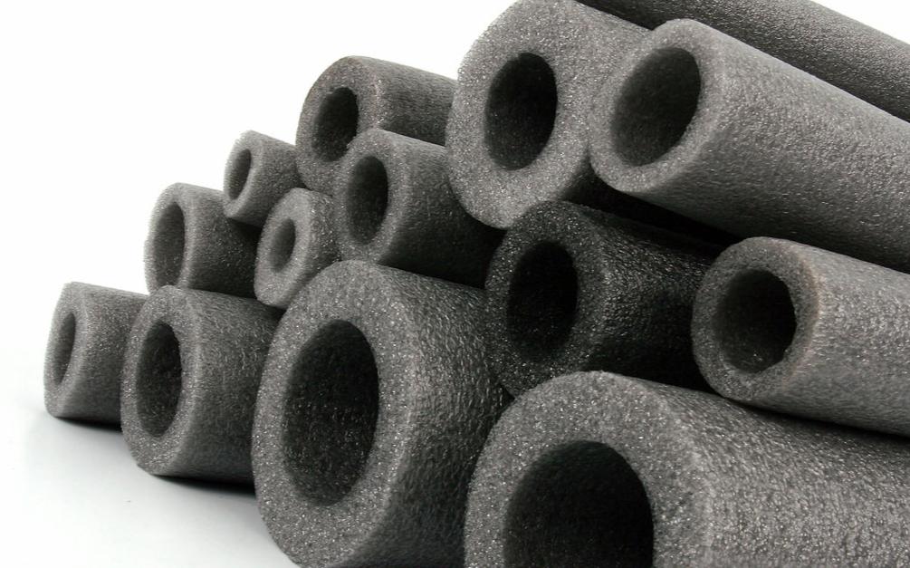 Tubos de espuma de polietileno epe sandra embalagens - Tubo de polietileno ...
